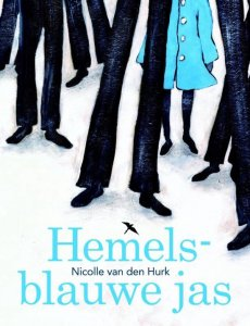Hemelsblauwe jas